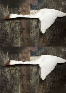 Shaker Swan